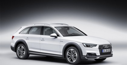 2017 Audi A4 Allroad Quattro - Official (8)