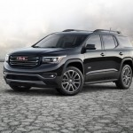 2017 All-New GMC Acadia All Terrain