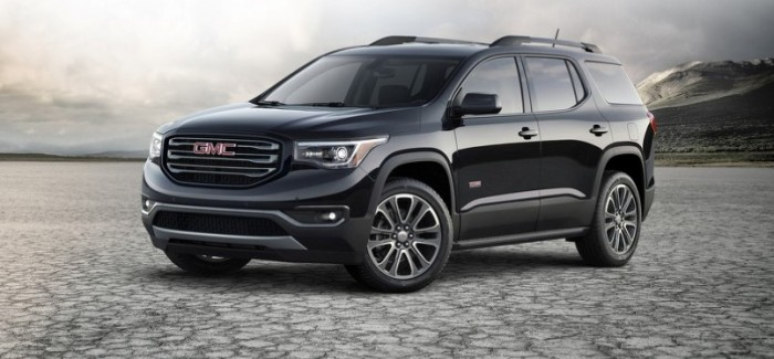 2017 GMC Acadia – Official