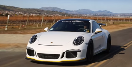 3 Things This Guy Hates About The Porsche 991 GT3 (1)