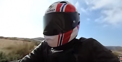 360 Degrees Motorcycle Ride With A BMW S 1000 XR (1)