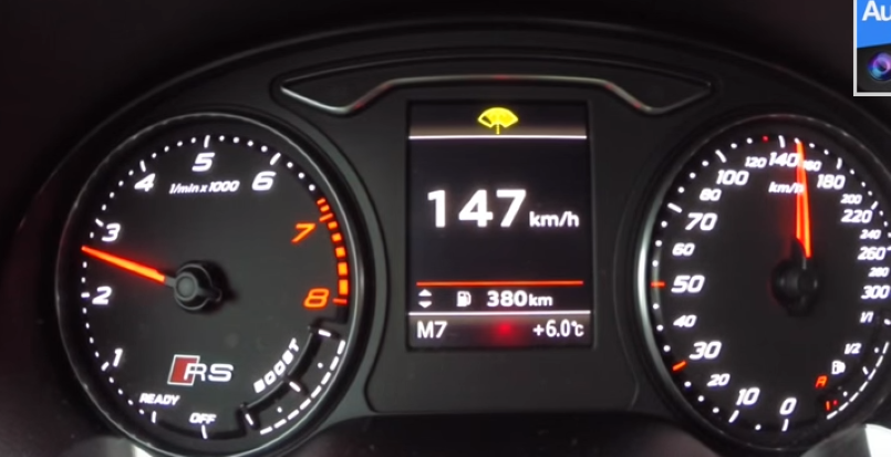 Audi A3 How To Perform Launch Control Audiworld