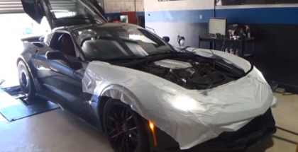 781WHP 2015 Corvette Z06 Procharger Package by LMR (1)