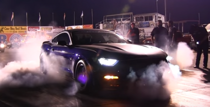 9 Second 820HP Addiction Motorsports Twin Turbo 2015 Mustang (2)