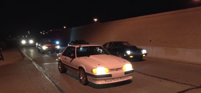 Arizons street racing – TT GTO, Turbo Civic, Nitrous Monza – Video
