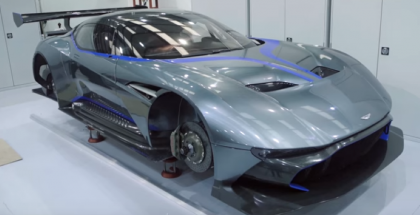 Aston Martin Vulcan being built (2)