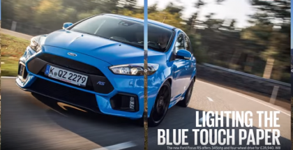Autocar - 2016 Ford Focus RS road and track test (1)