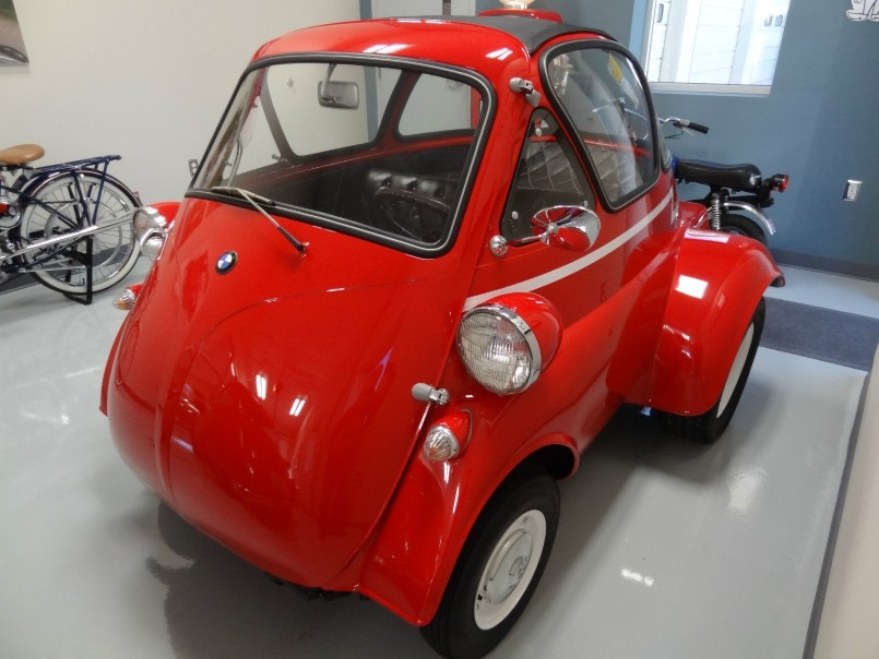 Bmw Isetta With Corvair Swapped Engine For Sale Dpccars