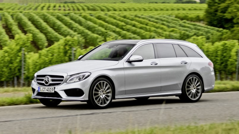 Canada Is Getting New Mercedes-Benz C-Class Wagon