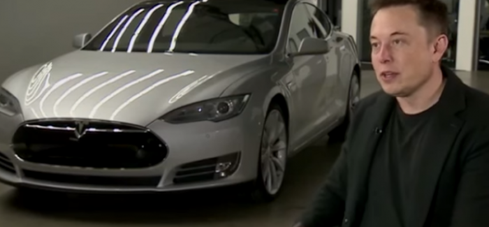 Elon Musk is saying Apple is making an electric car – Video