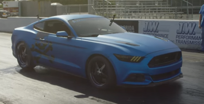 Lethal Performance 2015 Mustang GT runs 9s (1)