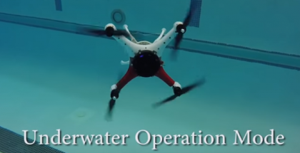 Loon Copter - Air - Surface - Underwater Drone (2)