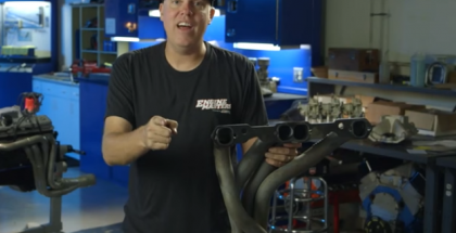 Motor Trend - Testing Power Loss From Dents On Exhaust Headers (1)