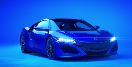 New Acura NSX 2016 Super Bowl Commercial (1)
