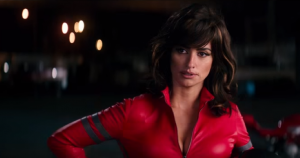 Penelope Cruz Riding MV Agusta in Zoolander 2 (1)
