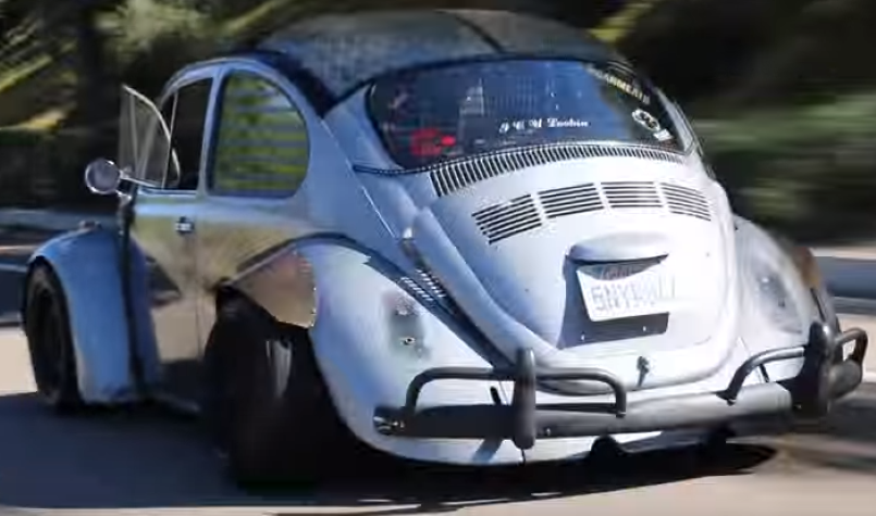 RAT BUG – 1968 VW Beetle – Video | DPCcars