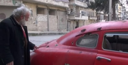 Syrian clings to his collection of cars (1)
