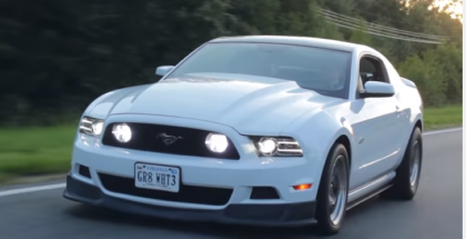 That Dude in Blue - Life with Procharged Mustang GT (1)