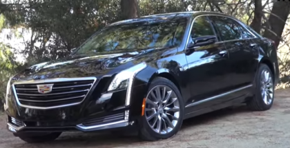 The Fast Lane Car - 2016 Cadillac CT6 - Everything You Ever Wanted to Know (1)