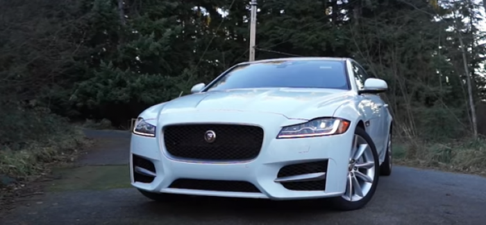 The New York Times - 2016 Jaguar XF R-Sport Review (1)