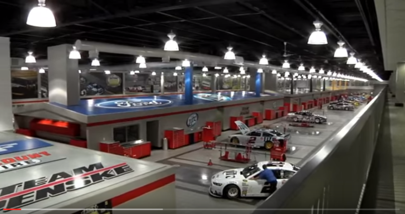 The Team Penske Story Documentary Video Dpccars