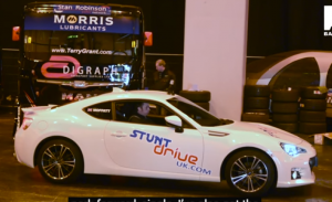 Tightest Ever 360 Degree Spin World Record With Subaru BRZ (2)