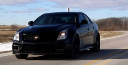 Vehicle Virgins - 1000HP Cadillac CTS-V Exhaust Sound (1)