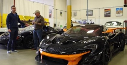 Vehicle Virgins takes a closwe look at the Mclaren P1 GTR (2)