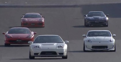 2011 Acura NSX vs Other Sports Cars (2)