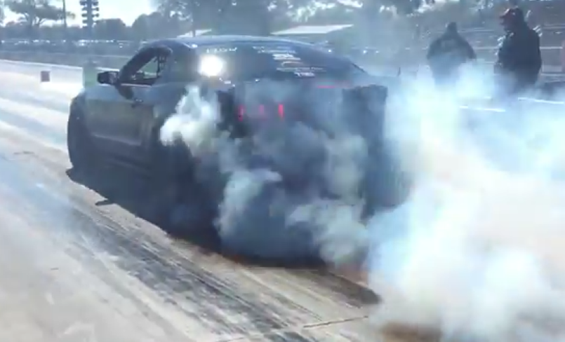 2014 Mustang GT Hellion Twin Turbo runs 7s – Video | DPCcars