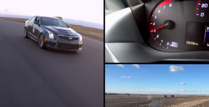 2016 Cadillac ATS-V which is better Manual or Automatic (1)