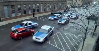 2016 Toyota Prius Police Chase Commercial (1)