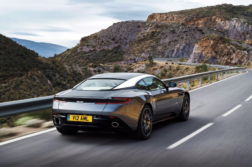 Aston Martin DBS Reviews, Specs, Prices, Photos And Videos ...