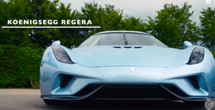 A closer look at the 1800bhp Hybrid Koenigsegg Regera (2)