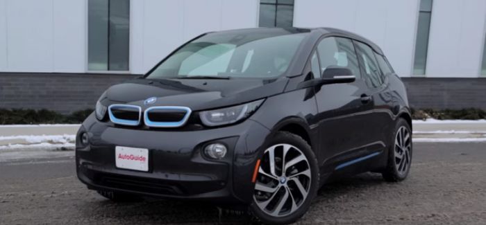 How To Pronounce Audi >> Auto Guide – 2016 BMW i3 – Review – Video | DPCcars