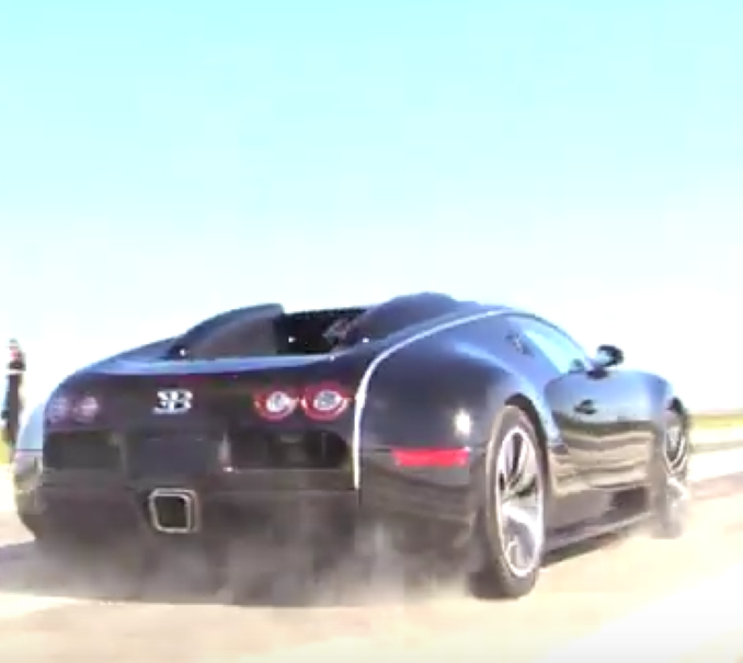 bugatti veyron half mile run at shifts3ctor video dpccars. Black Bedroom Furniture Sets. Home Design Ideas