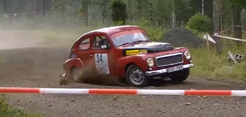Gt350r Review >> Classic Volvo PV Rallying – Video | DPCcars