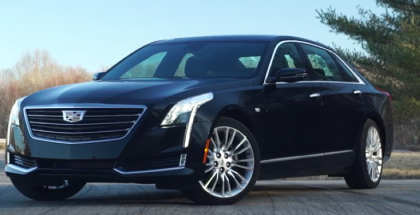 Consumer Reports - 2016 Cadillac CT6 Review (1)