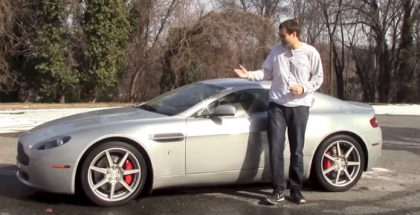 Doug DeMuro's Aston Martin Warranty Already Paid For Itself (1)
