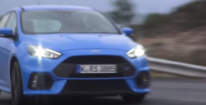EVO - 2016 Ford Focus RS Review (1)