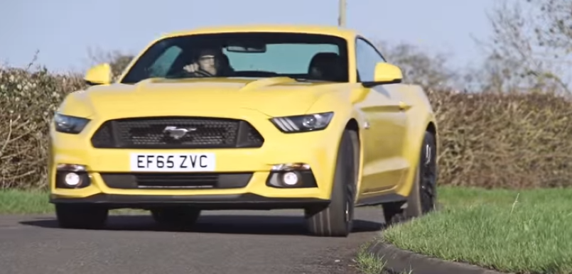 evo ford mustang 5 0 gt review video dpccars. Black Bedroom Furniture Sets. Home Design Ideas