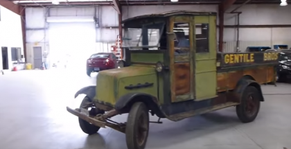 Electric 1928 Walker truck (2)