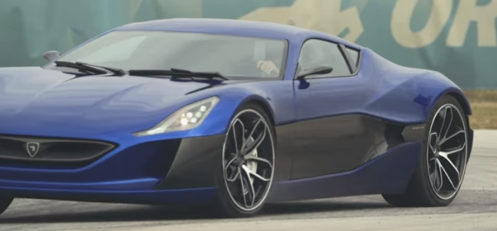 Electric Rimac All Wheel Torque Vectoring System (1)