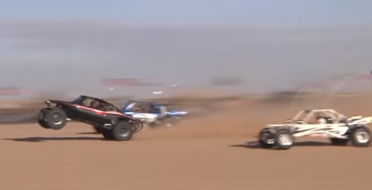 Fastest sand car to ever see Glamis Sand Dunes (1)