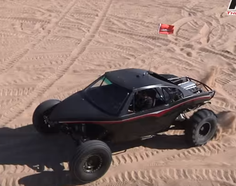 Fastest Sand Car To Ever See Glamis Dunes 2