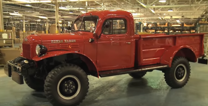 History of the Dodge Power Wagon (1)