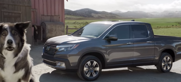 Honda Ridgeline 2016 Big Game Commercial – Video