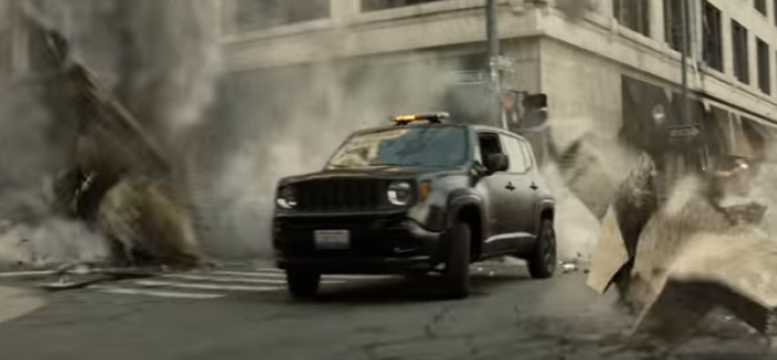 Jeep Renegade Dawn Of Justice Special Edition Ben Affleck Video Dpccars