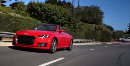 Kelley Blue Book - 2016 Audi TT Coupe and Roadster Review (1)