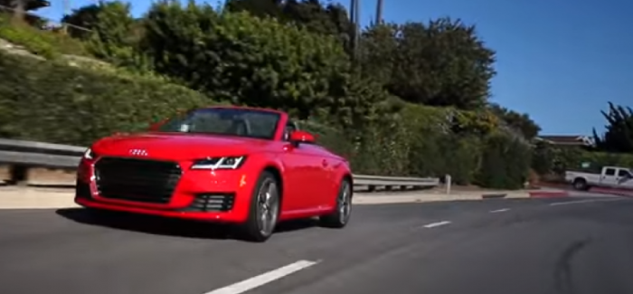 Kelley Blue Book – 2016 Audi TT Coupe and Roadster Review – Video